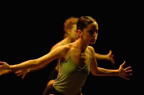 Israel's Batsheva Dance Company Performs Max 1