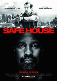 Movie Review: Safe House 1