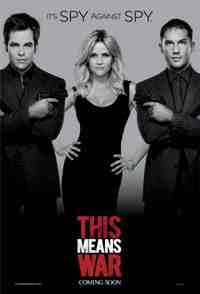 Movie Review: This Means War 1