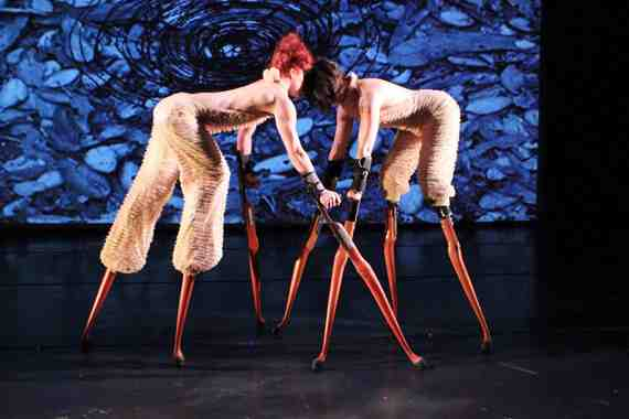 This Sweet Nothing Reimagines Nijinsky's Afternoon of a Faun 1