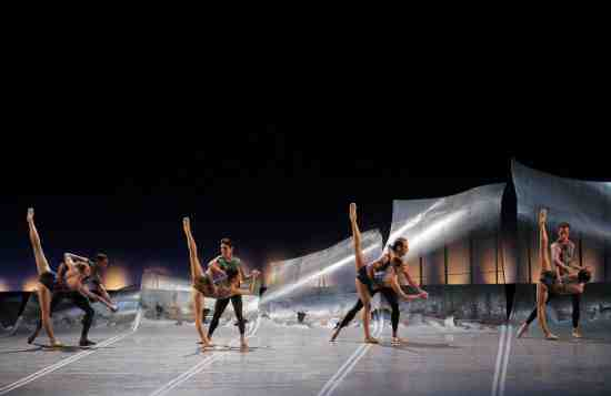Dance Review: NYCB Offers Wheeldon's Les Carillons and DGV 1