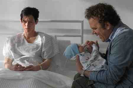Tilda Swinton and John C. Reilly struggle to be the right kind of parents in We Need To Talk About Kevin
