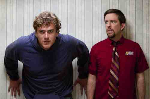Ed Helms and Jason Segel in Jeff, Who Lives At Home