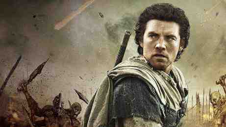 Sam Worthington as Perseus in Wrath of the Titans