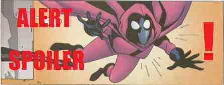 Alert Spoiler Character DC Comics