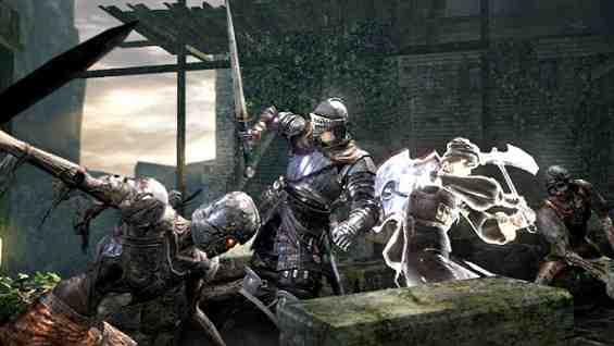 Dark Souls Double Duel