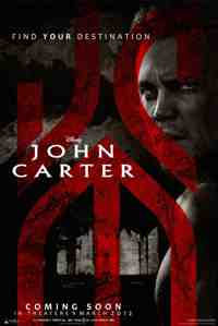 Movie Review: John Carter 1