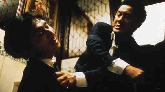 100 Greatest Gangster Films: Sonatine, #82 1