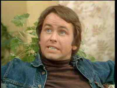 John Ritter as Jack Tripper in Three's Company