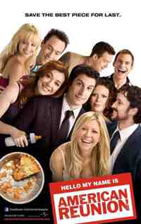 Movie Review: American Reunion 1