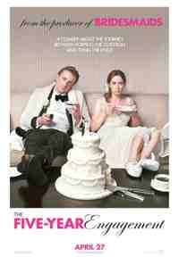 Movie Review: The Five-Year Engagement 1