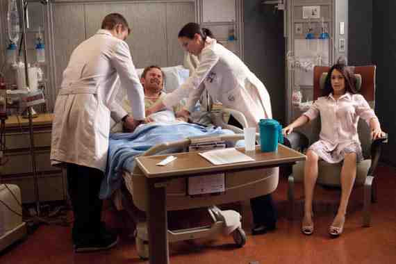 House Recap: 'We Need the Eggs' (Season 8, Episode 17) 1