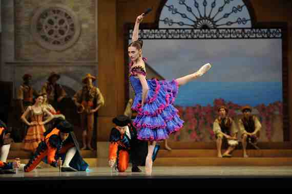 Don Quixote, San Francisco Ballet, War Memorial Opera House, April 27, 2012 1