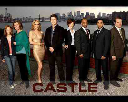 The Cast of NBC's Castle