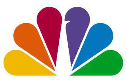 NBC UNIVERSAL LOGOS -- Pictured: NBC Peacock color logo from 1986, NBC Historic Logo -- NBC Photo