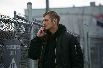 Stephen Holder (Joel Kinnaman) in The Killing
