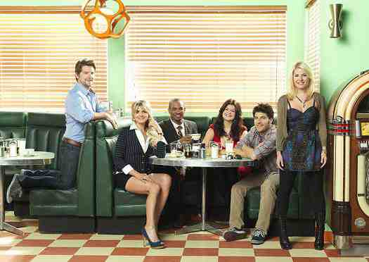 The Cast of Happy Endings