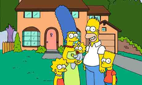 The Cast of The Simpsons