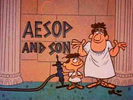 Aesop and Son Rocky and Bullwinkle