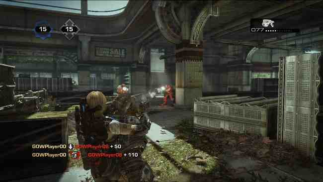 Gears of War 3: Multiplayer Match