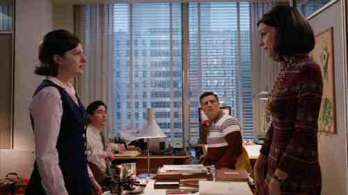 Mad Men Season 5 Episode 8 Megan Quits