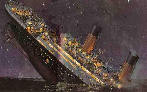 The Journey Titanic
