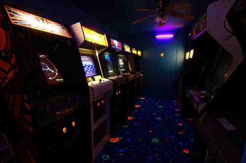 Shadow Arcade