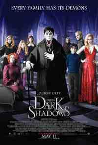 Movie Review: Dark Shadows 1