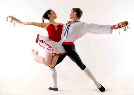 Smuin Ballet and Diablo Ballet: Two Praiseworthy Bay Area Dance Companies 1