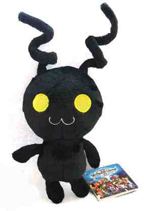 Kingdom Hearts: Heartless Plushie