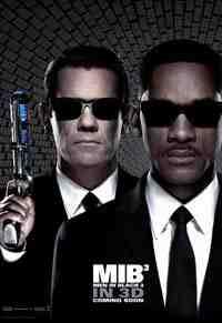 Movie Review: Men in Black III 1
