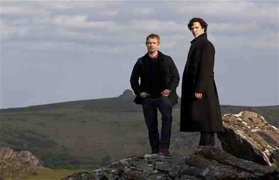 Sherlock Recap: 'The Hounds of Baskerville' 1