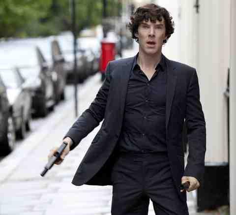 Sherlock Recap: 'A Scandal in Belgravia' 1