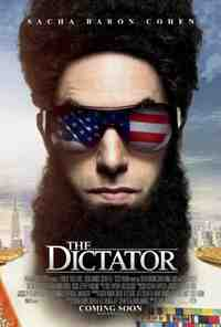 Movie Review: The Dictator 1