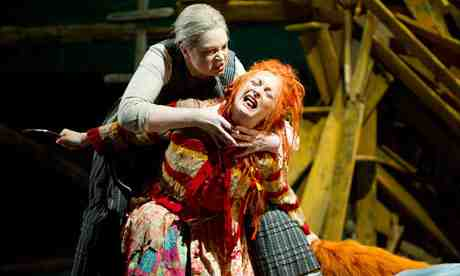 The Cunning Little Vixen, Live-streamed from Glyndebourne Opera House 1