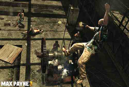 Max Payne 3 Featherweight Violence