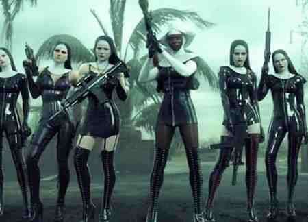 Hitman Battle nuns