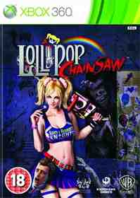 Video Game Review: Lollipop Chainsaw 1