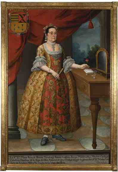 A Distant Mirror: Fashion and Identity in Colonial Latin America 1