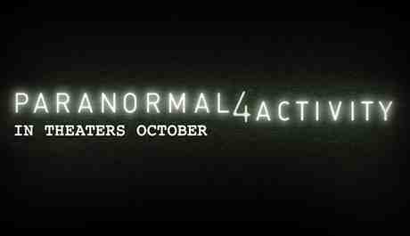 Paranormal Activity 4 (2012) produced by Room 101