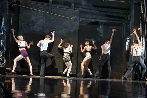 Post:Ballet, Happy Endings