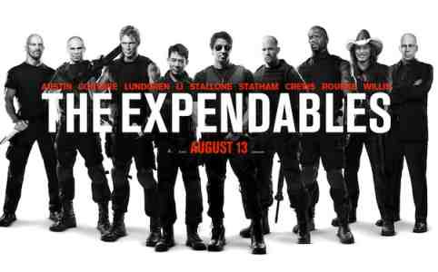 A Look Back: The Expendables 1