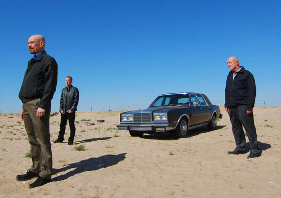 Still: Breaking Bad season 5, episode 7