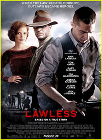 Movie Poster: Lawless