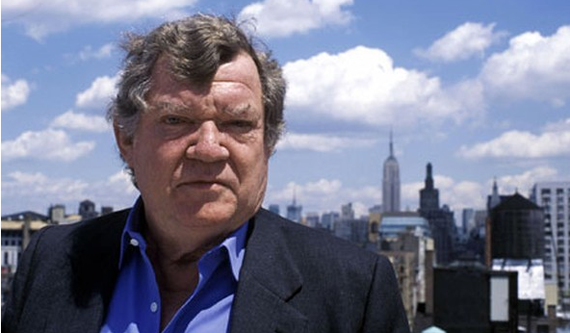 Writer and art critic Robert Hughes