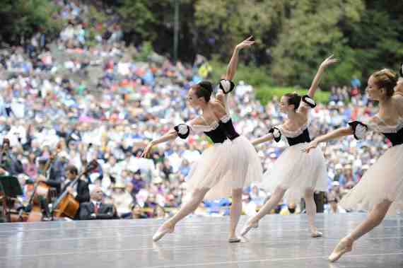 San Francisco Ballet Stern Grove - Scotch Symphony