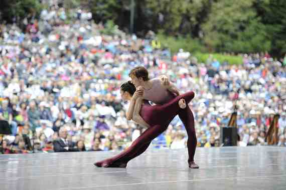 San Francisco Ballet Stern Grove - Spinae