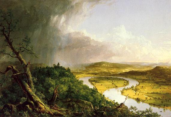 Thomas Cole, The Oxbow