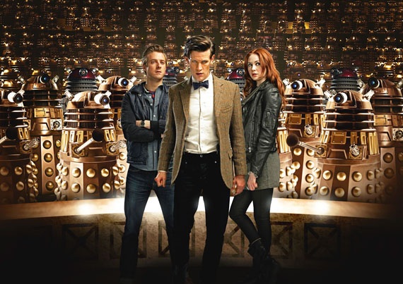 Doctor Who, Series 7, Episode 1