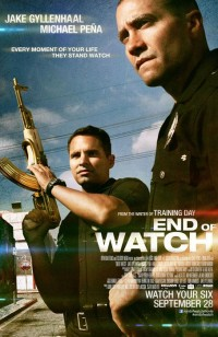 Movie Review: End of Watch 1
